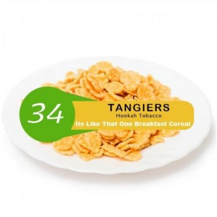 Табак Tangiers #34 Noir Its Like That One Breakfast Cereal 250 гр (Ягодки, хлопушки, фруктики)