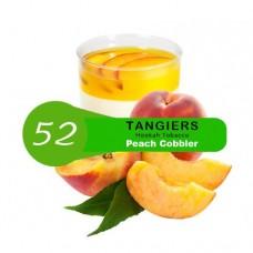 Табак Tangiers #52 Birquq Peach Cobbler 250g (Персиковый Десерт)