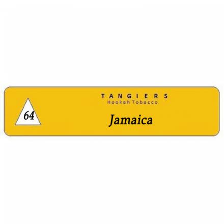 Табак Tangiers #64 Noir Jamaica 250 гр (Аромат сухофруктов с небольшой кислинкой)