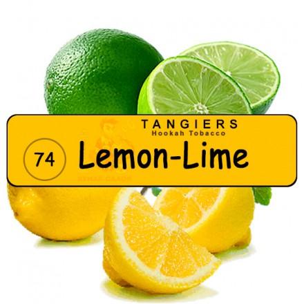 Табак Tangiers #74 Noir New Lemon-Lime 250 гр (Лимон-лайм)