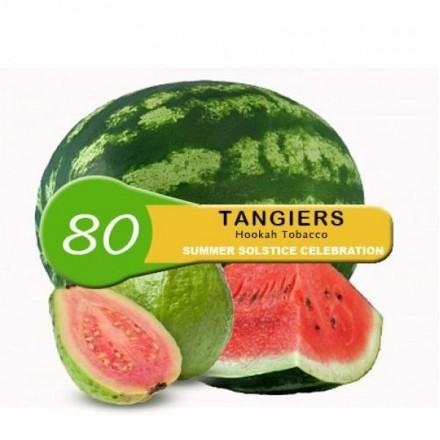 Табак Tangiers #80 Noir Summer Solstice Celebration 250 гр (Натуральный сладкий вкус арбуза и гуавы)