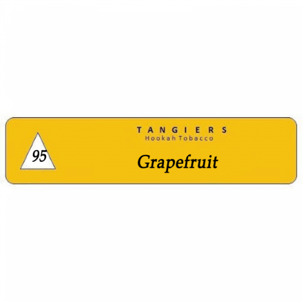 Табак Tangiers #95 Noir Grapefruit 250 гр (Грейпфрут)