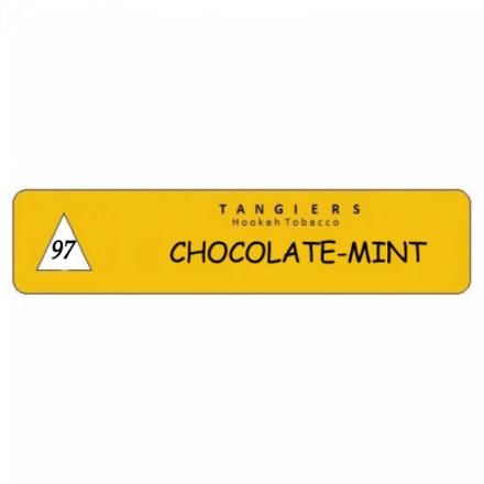 Табак Tangiers #97 Noir Chocolate Mint 250 гр (Шоколад с мятой)