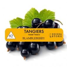 Табак Tangiers #82 Noir Brambleberry 250 грамм (малина и ежевика)