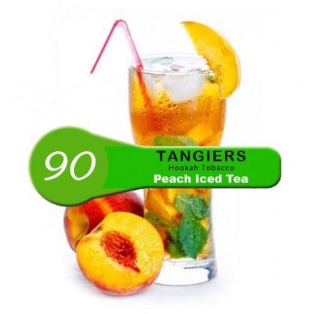 Табак Tangiers #90 Noir Peach Iced Tea 250 гр (Персиковый чай со льдом)