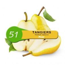 Табак Tangiers #51 Noir Pear 250g (груша)