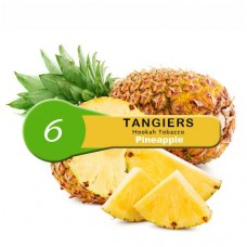 Табак Tangiers #6 Noir Pineapple 250g (ананас)