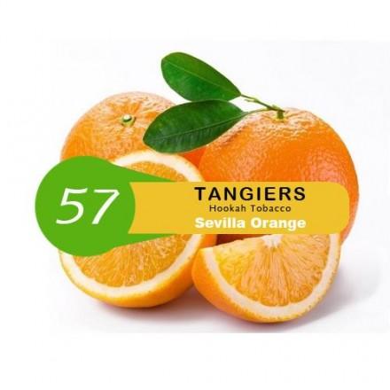 Табак Tangiers #57 Noir Sevilla Orange 250 гр (Севильский апельсин, горько-сладкий)
