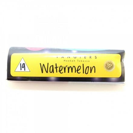 Табак Tangiers #19 Noir Watermelon 250 гр (Арбуз)