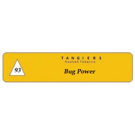 Табак Tangiers #93 Noir Bug Powder 250 гр (Мята с Индийскими пряностями)
