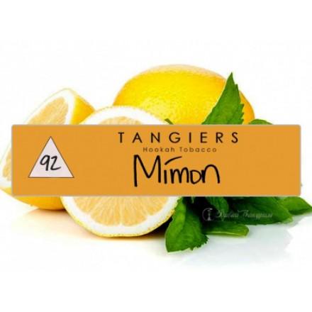 Табак Tangiers #92 Noir Mimon 250 гр (Мята и Лимон)