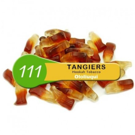 Табак Tangiers #111 Birquq Ololiuqui 250 гр (Микс колы и лайма)