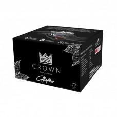 Уголь кокосовый Crown (72 кубика 25*25)