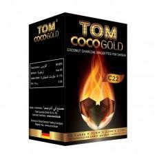 Уголь кокосовый Tom Cococha Gold C-22 (96 кубиков)